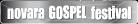 Logo Novara Gospel Festival